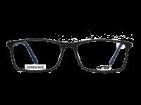 AUSTIN G571-1 HANDMADE matt black / blue
