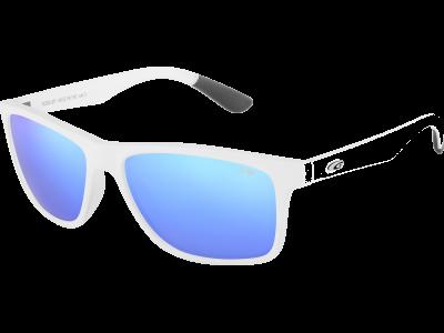 OXNARD E202-2P ULTRALIGHT matt white / cristal