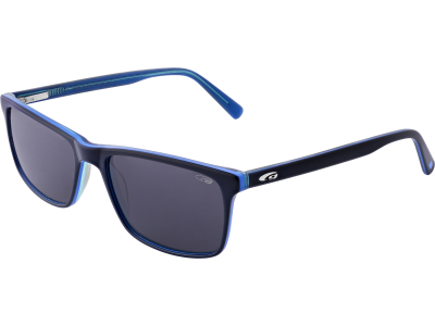 KASBA E382-2P HANDMADE navy blue / blue