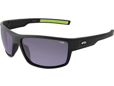 LEVEL E412-2P ULTRALIGHT matt black / green