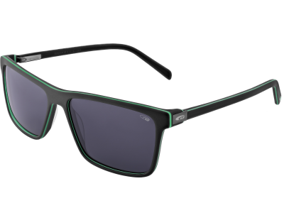 ERIE E912-1P HANDMADE matt black / green