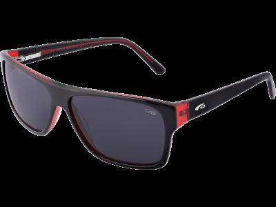 BRAS E921-3P HANDMADE black / red