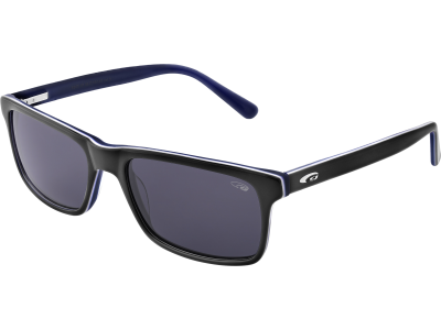 GRAN E927-1P HANDMADE black / navy blue