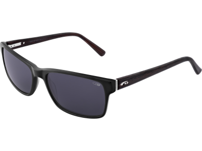 MELVILLE E932-2P HANDMADE black / brown