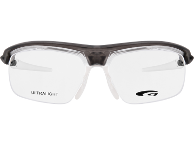 VENTURA G107-1A ULTRALIGHT matt cristal grey / white