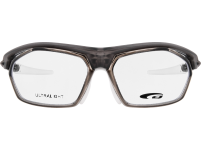 VENTURA G107-1B ULTRALIGHT matt cristal grey / white
