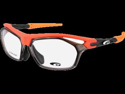 VENTURA G107-3B ULTRALIGHT matt neon orange / gun