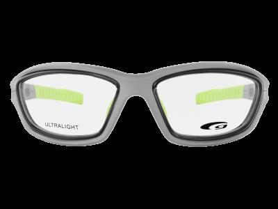 SPORTIVO G109-2 ULTRALIGHT matt grey / neon green