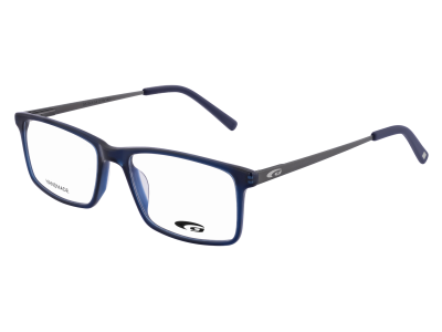 LEXINGTON G120-3 HANDMADE cristal navy blue / matt navy blue