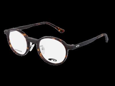 FRANK G123-2 HANDMADE matt brown demi / black