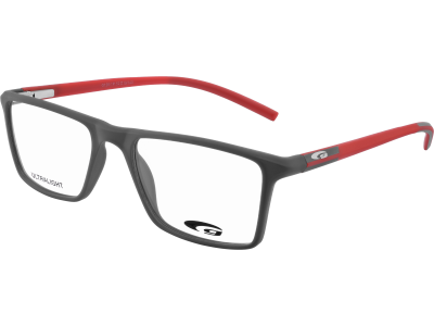 BOISE G126-1 ULTRALIGHT matt grey / red