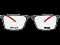 BOISE G126-1 ULTRALIGHT matt grey / red
