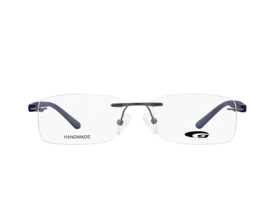FRAMELESS G150-1 ULTRALIGHT gun / matt navy blue