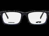 RENO G152-1 HANDMADE black / blue