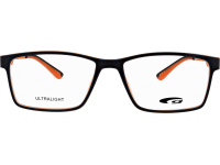 MADISON G165-2 ULTRALIGHT matt black / orange
