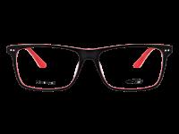 WILSHIRE G211-1 HANDMADE black / red