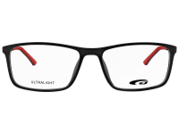TULSA G232-1 ULTRALIGHT matt black / red
