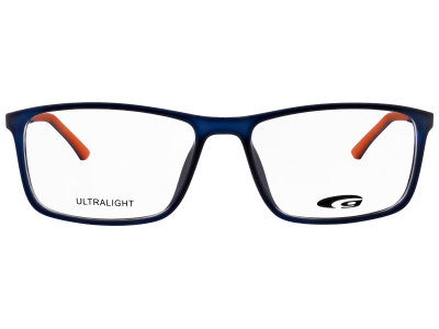 TULSA G232-2 ULTRALIGHT matt navy blue / orange
