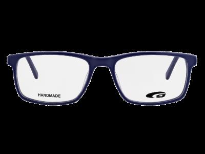 PORTLAND G284-3 HANDMADE navy blue / grey