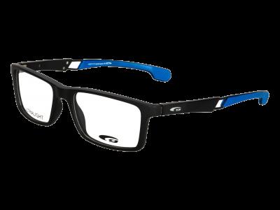 HERSHEY G350-2 ULTRALIGHT matt black / blue