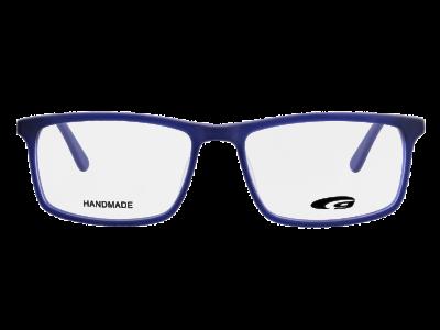HAMPTON G405-2 HANDMADE matt navy blue / navy blue