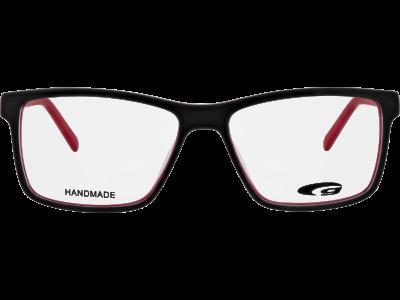 WICHITA G419-2 HANDMADE matt black / red