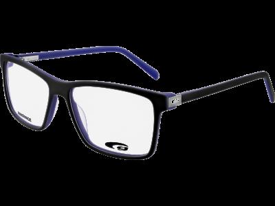 WICHITA G419-3 HANDMADE matt black / navy blue