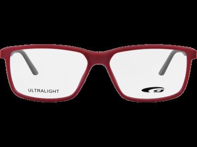 YORBA G442-3 ULTRALIGHT matt red / grey