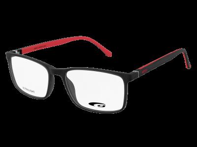 PALOMAR G523-2 ULTRALIGHT matt black / red