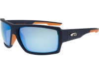 NOBE E108-2P polycarbonate matt navy blue / orange