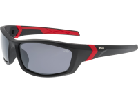 ARROW E111-2P polycarbonate matt black / red