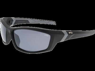 ARROW E111-3P polycarbonate matt black / grey