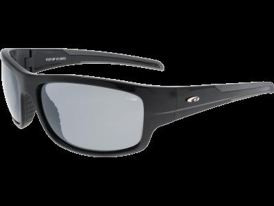 STRATOS E127-3P grilamid TR90 black / grey