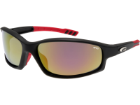 CALYPSO E128-2P grilamid TR90 matt black / red
