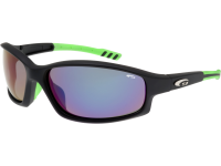 CALYPSO E128-4P grilamid TR90 matt black / green