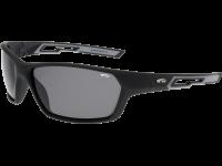 JIL E136-2P polycarbonate matt black / grey