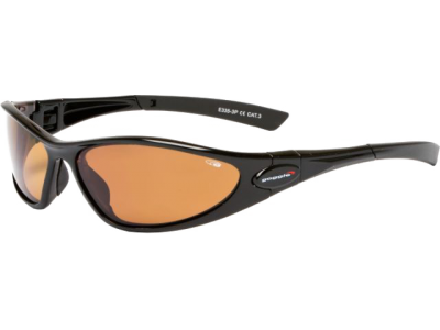 PICADILLY E335-3P grilamid TR90 black / brown