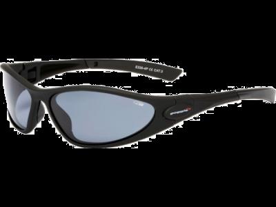 PICADILLY E335-4P grilamid TR90 matt black