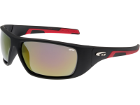 MALDO E348-2P grilamid TR90 matt black / red
