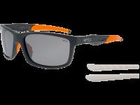STYLO E363-2P polycarbonate matt grey / orange
