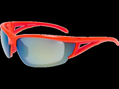 LYNX E374-4 grilamid TR90 orange / red