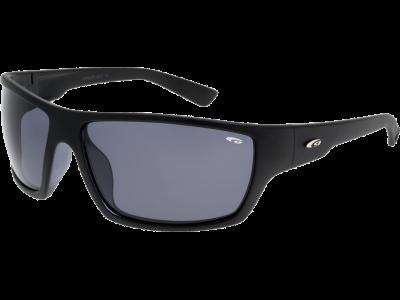 TERRANO E416-2P polycarbonate matt black / grey