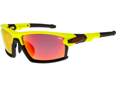 TANGO E558-1P polycarbonate neon yellow / black