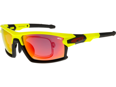 TANGO E558-1PR polycarbonate neon yellow / black