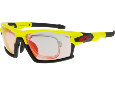 TANGO C E559-2R polycarbonate neon yellow / black