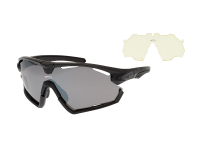 VIPER E595-1 grilamid TR90 black