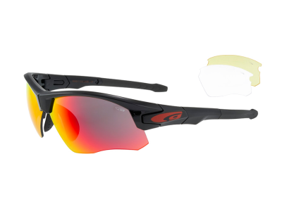 WARRIOR E640-1 polycarbonate black
