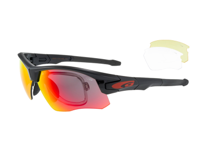 WARRIOR E640-1R polycarbonate black