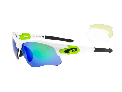 WARRIOR E640-2 polycarbonate white / green
