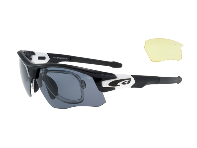 WARRIOR P E642-3PR polycarbonate black / white